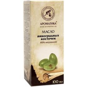 Přírodní olej z hroznových semínek 20 ml Aromatika