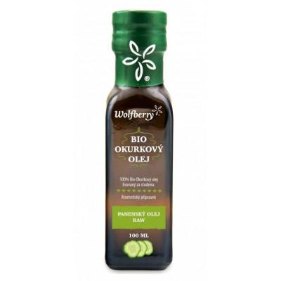 Okurkový olej BIO 100 ml Wolfberry