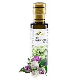 Lopuchový olej BIO (macerát) 100 ml Biopurus