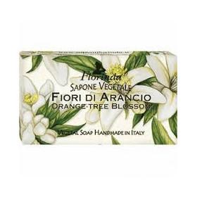 Italské mýdlo Fiori di Arancio - květy pomerančů 100 g Florinda