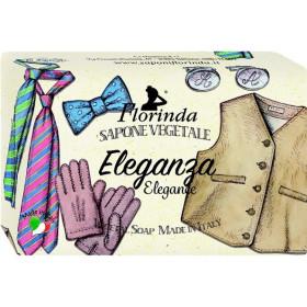 Italské mýdlo Eleganza 200 g Florinda