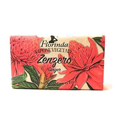 Italské mýdlo Zenzero - zázvor 200 g Florinda
