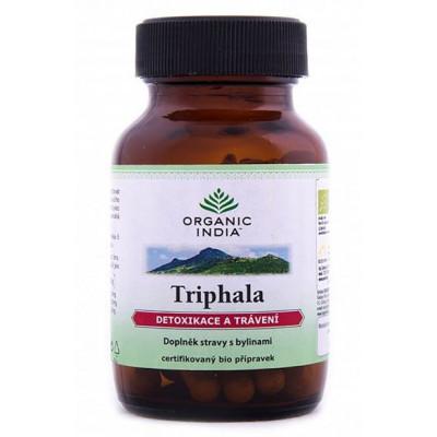 Triphala BIO 60 kapslí Organic India