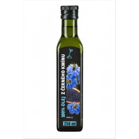 Olej z černého kmínu 250 ml