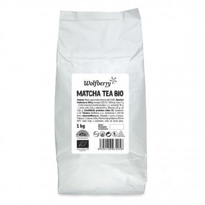 Matcha tea BIO 100 g Wolfberry