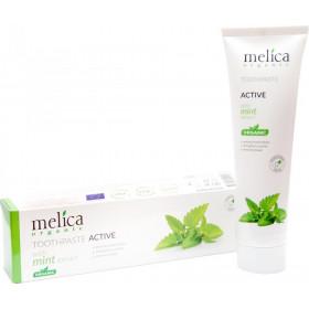 Zubní pasta Active mátová 100 ml Melisa