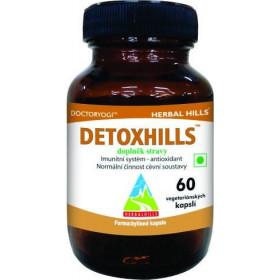 Detoxhills 60 kapslí Herbal Hills