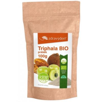 Triphala BIO prášek 100 g Zdravý den