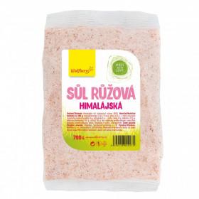 Himálajská sůl růžová v sáčku 700 g Wolfberry