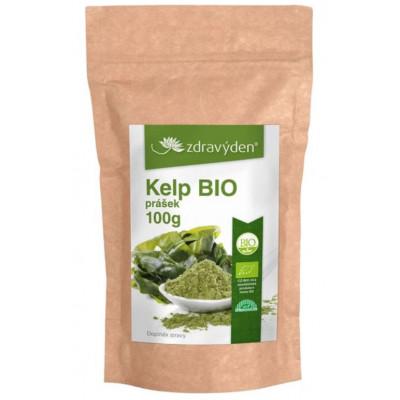 Kelp prášek BIO 100 g Zdravý den