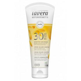 Opalovací krém SPF 30 Sensitiv 100 ml Lavera