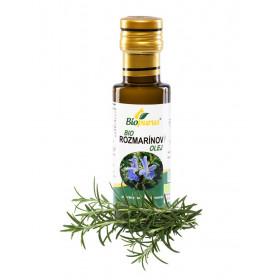 Rozmarýnový olej (macerát) 100 ml Biopurus