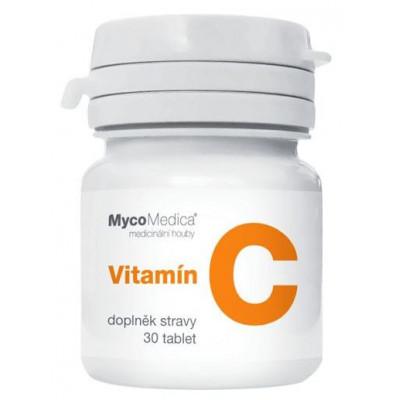 Vitamín C 30 tablet Mycomedica
