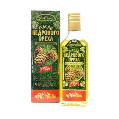 Cedrový olej Altajský 250 ml
