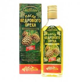 Olej z cedru sibiřského - Altajský 100% - 100 ml