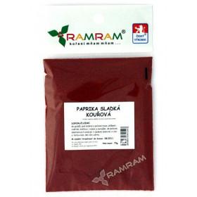 Paprika uzená kouřová sladká 70 g RamRam