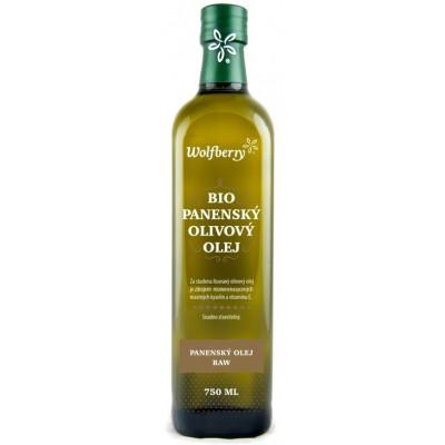 Olivový olej panenský BIO 250 ml Wolfberry