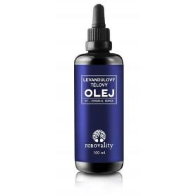Levandulový olej 100 ml Renovality