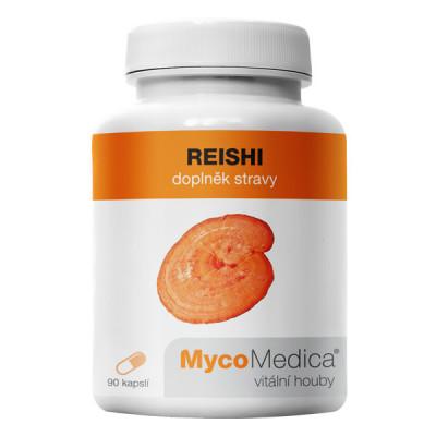 Reishi extrakt 90 kapslí MycoMedica