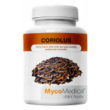 Coriolus 90 kapslí MycoMedica