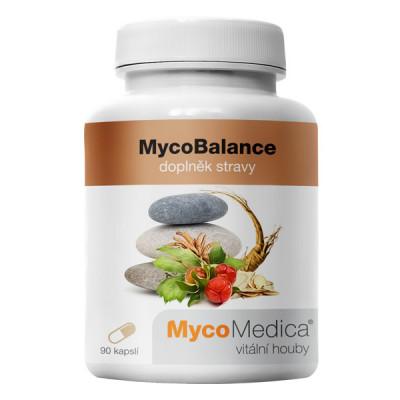 MycoBalance 90 kapslí MycoMedica