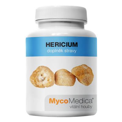 Hericium extrakt 90 kapslí MycoMedica