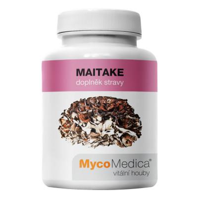 Maitake extrakt 90 kapslí MycoMedica