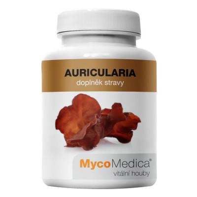 Auricularia extrakt 90 kapslí MycoMedica