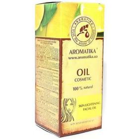 Zesvětlující kosmetický olej na obličej 50ml Aromatika