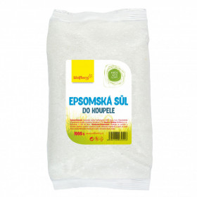 Epsomská sůl 1000 g Wolfberry