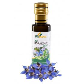 Brutnákový olej BIO 100 ml Biopurus