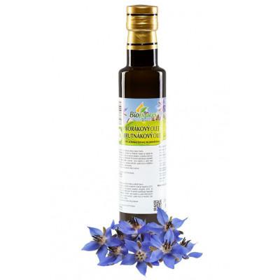 Brutnákový olej BIO 250 ml Biopurus