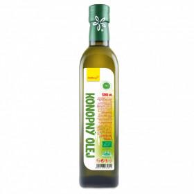 Konopný olej BIO 500 ml Wolfberry