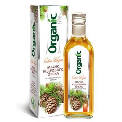 Olej z cedrových oříšků Altajský 250 ml Organic Altay