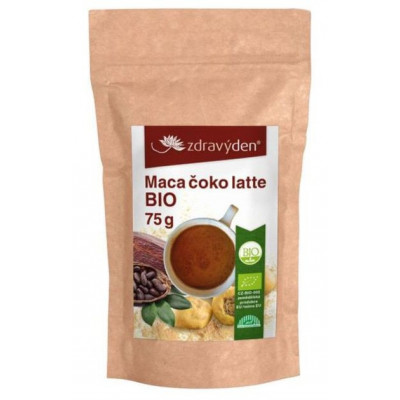 Kurkuma latte BIO 75 g Zdravý den