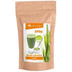 Mladá pšenice 250 g Zdravý den