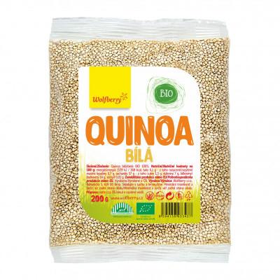 Quinoa (Merlík čilský) BIO 200 g Wolfberry