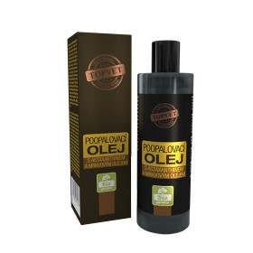 Olej po opalování s astax. a mrkvovým olejem Topvet