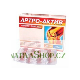 Artro Aktiv péče o klouby 36 tbl.