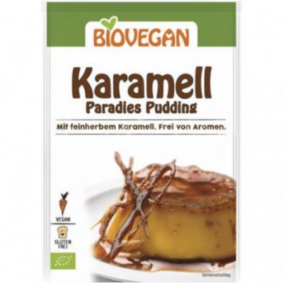 10 x BioVegan Bio Karamelový pudink, 43g
