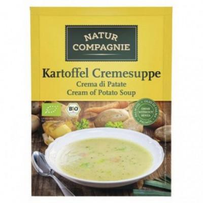 12 x NaturCo Bio Bramborová polévka, 48g