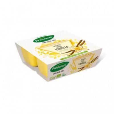 6 x Provamel Bio Sójový desert vanilkový, 4x125g