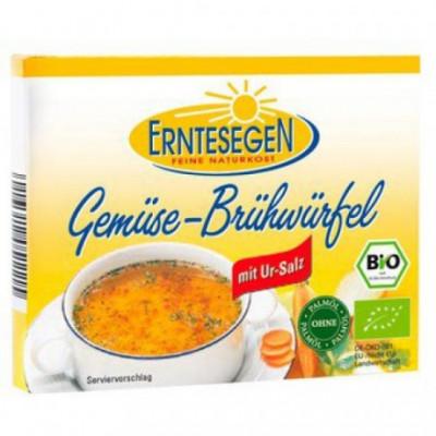 15 x Erntesegen Bio Zeleninový bujón, 6x11g