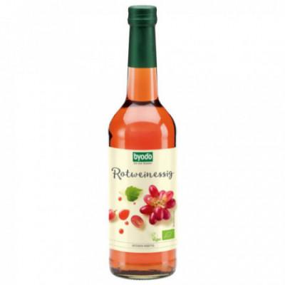 6 x Byodo Bio Ocet z červeného vína 6%, 0,5l