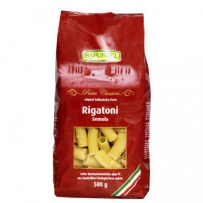 12 x Rapunzel Bio Rigatoni z tvrdé pšenice, 500g