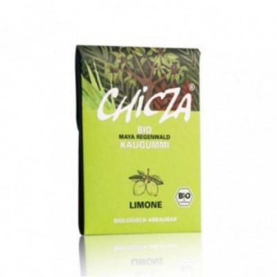 10 x Chicza Bio Žvýkačky citrónové, 30g