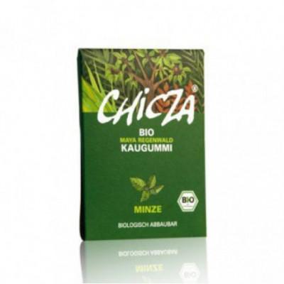 10 x Chicza Bio Žvýkačky mátové, 30g