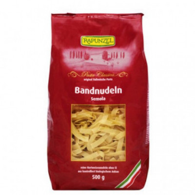 12 x Rapunzel Bio Nudle z tvrdé pšenice, 500g