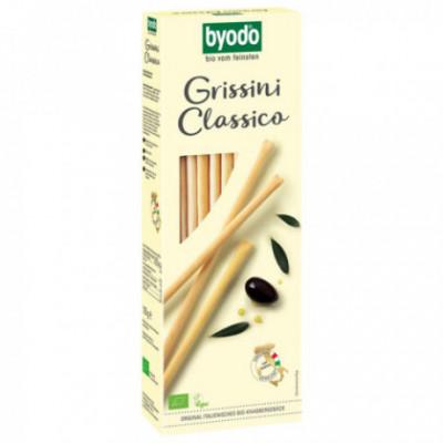 12 x Byodo Bio Tyčinky Grissini Klasik, 125g