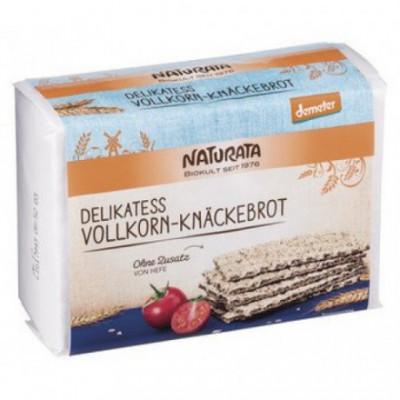 12 x Naturata Bio Celozrnný Knäckerbrot žitný, 250g